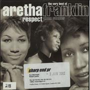 Click here for more info about 'Aretha Franklin - Respect The Very Best Of'