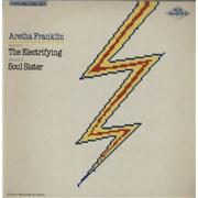 Aretha Franklin The Electrifying Aretha Franklin / Soul Sister UK 2-LP vinyl set
