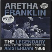 Click here for more info about 'Aretha Franklin - The Legendary Concertgebouw Concert Amsterdam 1968'