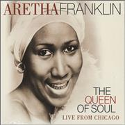Click here for more info about 'Aretha Franklin - The Queen Of Soul'