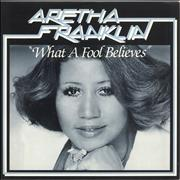 Click here for more info about 'Aretha Franklin - What A Fool Believes'