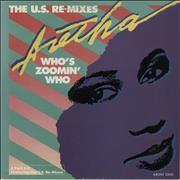 Click here for more info about 'Aretha Franklin - Who's Zoomin' Who - The US Remixes'