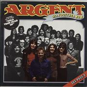 Click here for more info about 'Argent - All Together Now - timing strip'