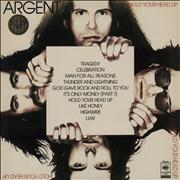 Click here for more info about 'Argent - Hold Your Head Up'