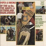 Click here for more info about 'Argyll & Sutherland Highlanders - Pipes & Drums Of'