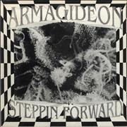 Click here for more info about 'Armagideon - Steppin Forward'