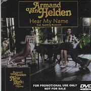 Click here for more info about 'Armand Van Helden  - Hear My Name'