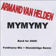 Click here for more info about 'Armand Van Helden - My My My'