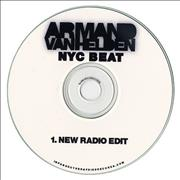 Click here for more info about 'Armand Van Helden  - NYC Beat'