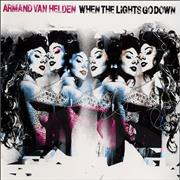 Click here for more info about 'Armand Van Helden  - When The Lights Go Down'