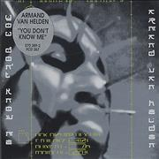 Click here for more info about 'Armand Van Helden  - You Don't Know Me'