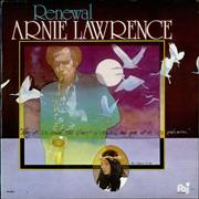 Click here for more info about 'Arnie Lawrence - Renewal'