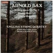Click here for more info about 'Arnold Bax - String Quartet No. 1 / Piano Quartet / Harp Quintet'