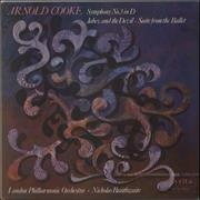 Click here for more info about 'Arnold Cooke - Symphony No. 3 in D / Jabez And The Devil'