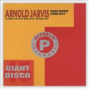 Click here for more info about 'Arnold Jarvis - Take Some Time Out'