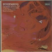 Click here for more info about 'Arnold Schoenberg - The Complete Works For Chamber Ensemble'