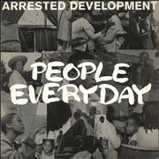 Click here for more info about 'Arrested Development - People Everyday - Picture Sleeve'