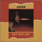 Click here for more info about 'Arrow - Hot Hot Hot - Fire Breathing Picture Sleeve'