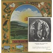 Art Bears Winter Songs + Booklet UK vinyl LP