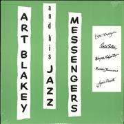 Click here for more info about 'Art Blakey & The Jazz Messengers - Art Blakey And His Jazz Messengers - 180 Gram'