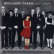 Click here for more info about 'Art Brut - Brilliant! Tragic!'