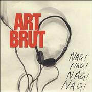 Click here for more info about 'Art Brut - Nag! Nag! Nag! Nag!'