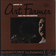 Click here for more info about 'Listen To Art Farmer And The Orchestra'