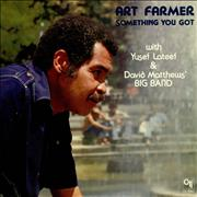 Click here for more info about 'Art Farmer - Something You Got'