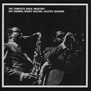 Click here for more info about 'The Complete Argo / Mercury Art Farmer / Benny Golson / Jazztet Sessions'