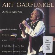 Click here for more info about 'Art Garfunkel - Across America'