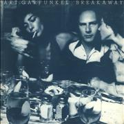 Click here for more info about 'Art Garfunkel - Breakaway + Inner + Catalogue Insert'