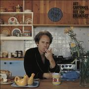 Click here for more info about 'Art Garfunkel - Fate For Breakfast - Stickered'