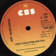 Click here for more info about 'Art Garfunkel - I Only Have Eyes For You'