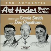 Click here for more info about 'The Authentic Art Hodes Rhythm Section'
