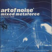 Click here for more info about 'Art Of Noise - Mixed Metaforce'