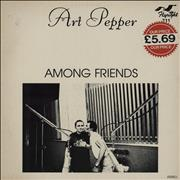 Click here for more info about 'Art Pepper - Among Friends'