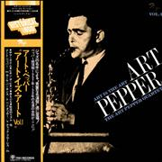 Click here for more info about 'Art Pepper - Art Is The Art Vol. 1 & 2'