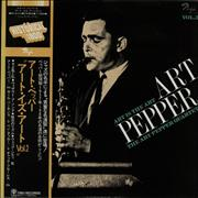 Click here for more info about 'Art Pepper - Art Is The Art Vol. 2'