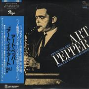 Click here for more info about 'Art Pepper - Art Is The Art Vol.1'