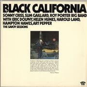 Click here for more info about 'Various-Jazz - Black California'
