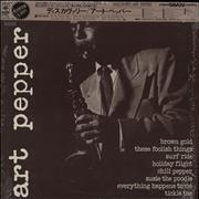 Click here for more info about 'Art Pepper - Discovery'