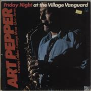 Click here for more info about 'Art Pepper - Friday Night At The Village Vanguard'