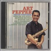 Click here for more info about 'Art Pepper - Gettin' Together!'
