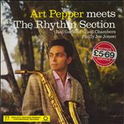 Click here for more info about 'Art Pepper - Meets The Rhythm Section'