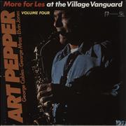 Click here for more info about 'Art Pepper - More For Les'