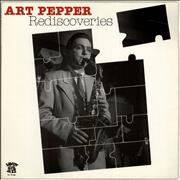 Click here for more info about 'Art Pepper - Rediscoveries'