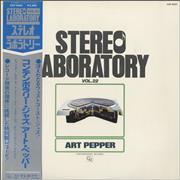 Click here for more info about 'Art Pepper - Stereo Laboratory Series Vol. 22 + Obi'