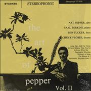 Click here for more info about 'Art Pepper - The Art Of Pepper Vol. II - shrink'