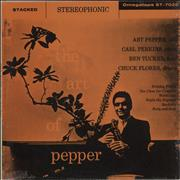 Click here for more info about 'Art Pepper - The Art Of Pepper'