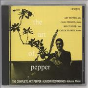 Click here for more info about 'The Art Of Pepper'